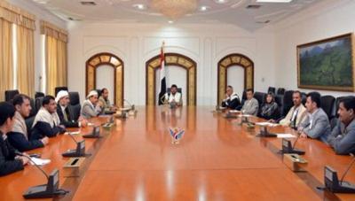صدور قراراللجنة الثورية الحوثية بتكليف الحكومة المستقيلة بتصريف الأعمال ( نص القرار )