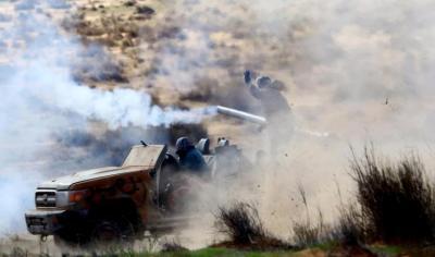 رئاسة الأركان الليبية بطرابلس تقبل وقف إطلاق النار للحوار