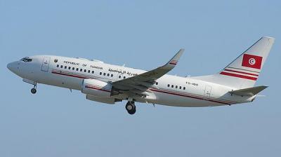 سعودي يشتري الطائرة التي هرب بها بن علي
