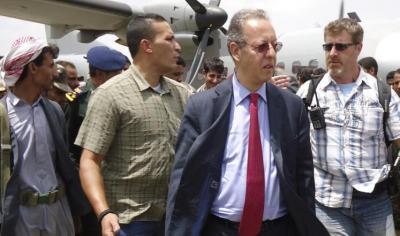 بنعمر يبلغ مجلس الأمن خيبته من الحوثيين( تفاصيل)