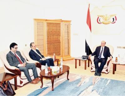 تراجع حوثي - مؤتمري عن رفض شرعية الرئيس هادي