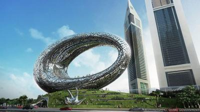 """دبي تنشئ """"متحف المستقبل"""" بتكلفة 136 مليون دولار"""