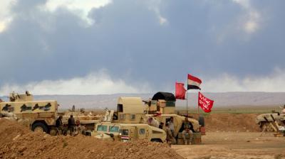 القوات العراقية تدخل الدور وتستعيد البغدادي
