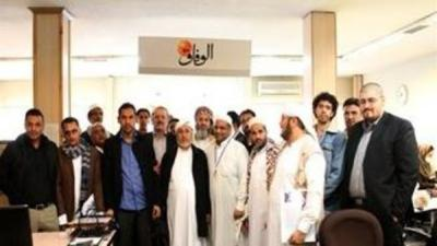 وفد من الحوثيين يصل طهران ويطالب بفتح قسم الأدب الفارسي ونوادٍ ثقافية إيرانية في اليمن