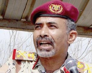 تأكيدات بوصول وزير الدفاع اللواء الصبيحي إلى عدن