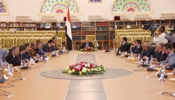 تأجيل اجتماع وزاري في عدن برئاسة هادي