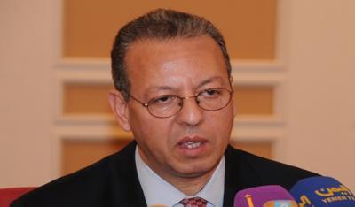 """بنعمر يتهم قوى سياسية بــ """"النفاق السياسي ويؤكد أن شرعية هادي لا نقاش فيها"""