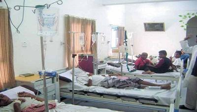 كارثة وشيكة تهدد المستشفيات الحكومية والوضع الصحي في اليمن