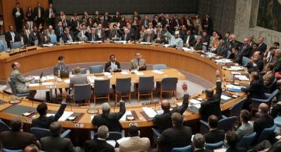 أبرز ما جاء في بيان مجلس الأمن الذي إنعقد مساء اليوم  بشأن اليمن ( تفاصيل)