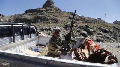 مذبحة يتعرض لها الحوثيون اليوم بمحافظة البيضاء - آل حميقان