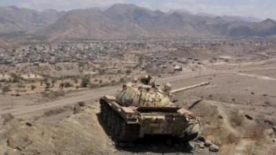 هزيمة للحوثيين في الضالع بعد مقاومة شرسة من اللجان الشعبية وقوات الجيش