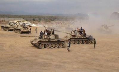 معلومات جديدة وتفاصيل حول المعارك بين الحوثيين واللجان الشعبية ومناطق الإشتباكات