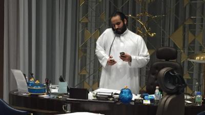 """وزير الدفاع السعودي الأمير """"محمد بن سلمان """"حذر أحمد علي عبدالله صالح قبل البدء بعملية """" عاصفة الحزم"""""""