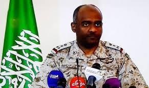 """الناطق بإسم """" عاصفة الحزم """" يكشف عن أهداف العملية واستهداف حوثيون حاولوا الوصول إلى الآراضي السعودية"""