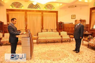 """صدور قرار بإقالة نجل الرئيس السابق """" أحمد علي عبدالله صالح """" من منصبه"""