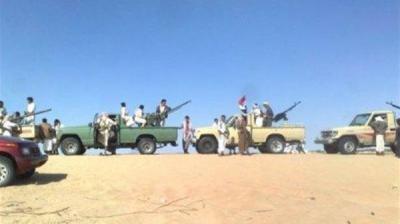 قتلى وجرحى في مواجهات عنيفة بين القبائل والحوثيين بشبوه