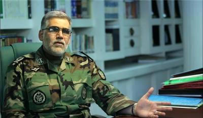 """قائد القوات البرية الإيرانية يصف الجيش السعودي بـ """" المستأجر"""" ويتساءل - ماذا لو انفجرت عدة مفرقعات في الرياض"""