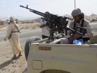 القبائل تحقق إنتصاراً حاسماً على الحوثيين في صرواح بمأرب