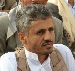 """الشيخ القبلي البارز """" المخلافي """" يعلن النفير والمقاومة المسلحة للحفاظ على تعز من الحوثيين وأبناء تعز يتوافدون"""