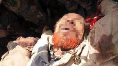 """الإعلان عن مقتل """" عزة الدوري """" نائب الرئيس العراقي الراحل صدام حسين ( صورة)"""