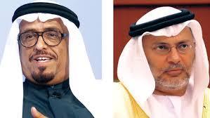 """ضاحي خلفان  و """" قرقاش"""" يردون على خطاب نصر الله الأخير فيما يتعلق باليمن"""