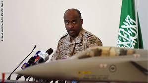 """أبرز ما قاله الناطق بإسم """" عاصفة الحزم """" مساء اليوم والذي كشف عن عملية يحضُر لها الحوثيين على الحدود"""