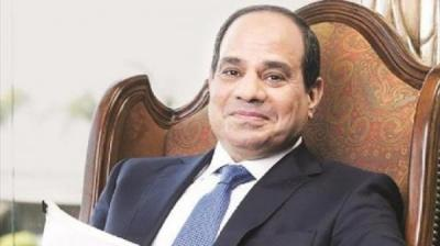 السيسي يكشف حقيقة وجود قوات برية مصرية على حدود اليمن