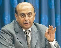 """مبعوث صالح """" القربي """" يكشف من القاهرة طبيعة المهمة التي يقوم بها خارج اليمن"""