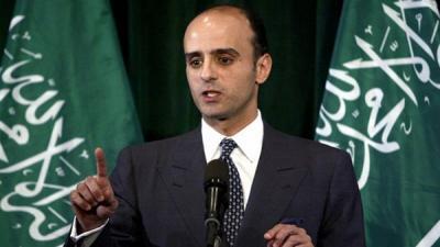 """السفير السعودي بواشنطن """" الجبير"""" يكشف الغموض حول المقصود بـ """" إعادة الأمل لليمنيين"""""""