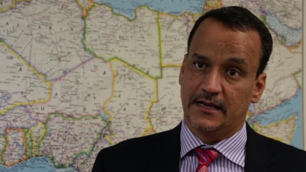 """من هو المبعثوث الأممي الجديد إلى اليمن """" إسماعيل ولد الشيخ """" ؟ ( سيرة ذاتية )"""