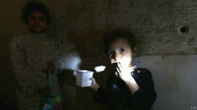 تحذير من برنامج الغذاء العالمي بوقف تسليم المساعدات الغذائية إلى اليمن