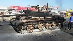 وصول أول دفعة من المقاومة اليمنية المدربة والمتخصصة بحرب الشوارع إلى عدن للمشاركة بمعركة المطار