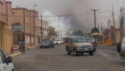 السعودية تعلن عن إيقاف رحلات الطيران من وإلى نجران وإيقاف العمل في جميع مدارس المنطقة بعد قصف الحوثيين للمدينة