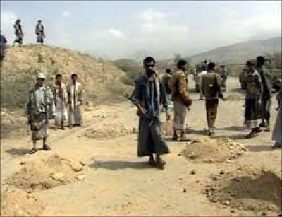 قبائل الجوف تفتح جبهة لقتال الحوثيين بعد سيطرتها على مواقع حوثية هامة وقبائل أرحب تبدأ عملياتها