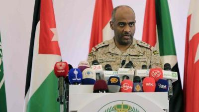 """أبرز ما قاله العميد """"عسيري"""" في إيجازه الصحفي والذي تحدث عن إستهداف 17 من مقار القيادات الحوثية بصعدة"""