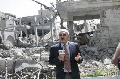 قصف منزل صالح : شعرة معاوية تنقطع مع السعودية