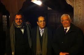 الدكتور ياسين سعيد نعمان يصل الرياض وإنضمام حيدر أبو بكر العطاس للهيئة الإستشارية لمؤتمر الرياض للحوار اليمني