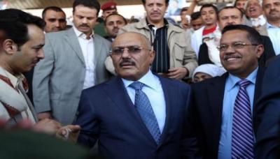 """تصريح جديد للدكتور أحمد بن دغر يكشف أهم القررات التي خرج بها أعضاء من اللجنة العامة والدائمة لحزب المؤتمر فيما يتعلق بـ """" صالح والحوثيين"""""""