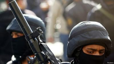 وزارة الداخلية المصرية تعلن حالة الطوارئ والاستنفار الأمني في شتى أنحاء مصر