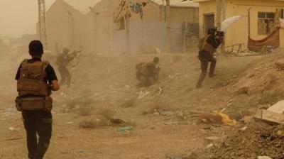 العراق.. داعش يسيطر على كامل الرمادي بعد هروب الجيش