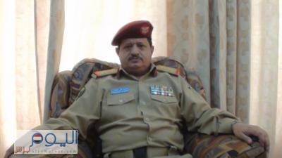 """بعد إشتباكات عنيفة .. الحوثيون يقتحمون منزل رئيس هيئة الأركان العامة اللواء """" المقدشي"""""""