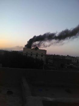 الحوثيون يفجرون منزل رئيس هيئة الأركان العامة ومنزل والده