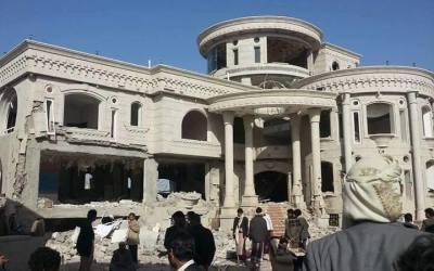 """قبائل المقادشة وعنس تتوعد الحوثيين برد مماثل على تفجير منزل رئيس هيئة الأركان العامة اللواء المقدشي """"نص البيان """""""
