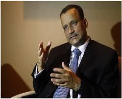 المبعوث الأممي ولد الشيخ يجتمع بالقوى السياسية والأحزاب اليمنية المتواجدة في الرياض