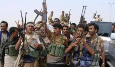 هزيمة كبيرة للحوثيين والقوات الموالية لهم بالضالع بعد سيطرة المقاومة الشعبية على مواقع هامة وحيوية