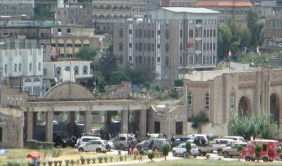 إطلاق الرصاص بكثافة بمدينة إب بعد ساعات من إعلان تشكيل مجلس للمقاومة بالمحافظة والحوثيون يستنفرون