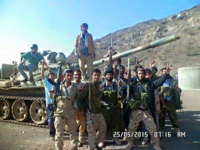الحوثيون والقوات التابعة لهم يحشدون ويستعدون لإستعادة الضالع والمقاومة تتأهب لصد أي هجوم