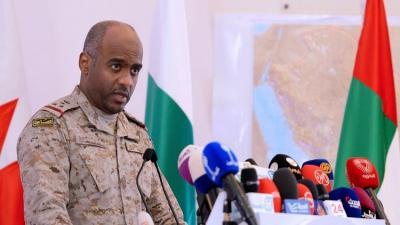 أول تصريح للعميد أحمد عسيري بعد توقفه لأيام ويعترف بكثافة الصواريخ التي تتساقط على المدن السعودية