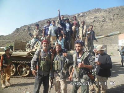 5 خطوات قادة جبهة الضالع إلى النصر ضد الحوثيين والقوات الموالية لهم