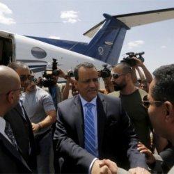"""مُقترحات يحملها المبعوث الأممي إلى اليمن """" إسماعيل ولد الشيخ """" لحل الأزمة في اليمن"""